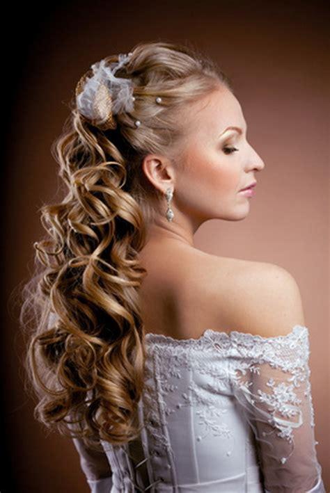 Lange Haare Hochzeitsfrisur by Hochzeitsfrisur Lange Haare