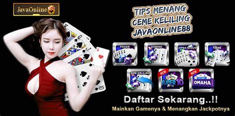 curang menang ceme keliling iklan poker