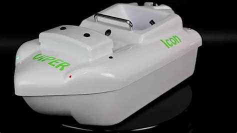 bait boat viper icon customised viper icon 3 bait boat with 2 4ghz radio system