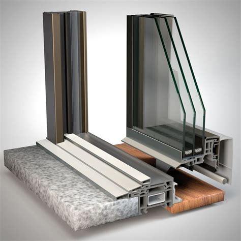 soglia porta finestra fin project serramenti in alluminio ad alte prestazioni