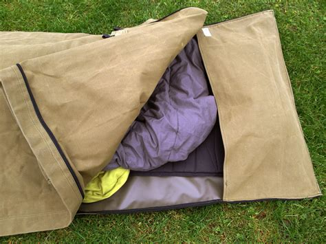 canvas bed roll bedroll path of the paddle co uk