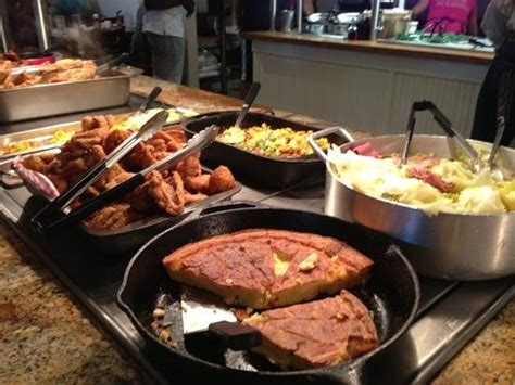 even more buffet picture of fred s southern kitchen