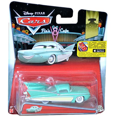 flo cars 2 characters pixar cars 1 55 scale diecast character flo at hobby