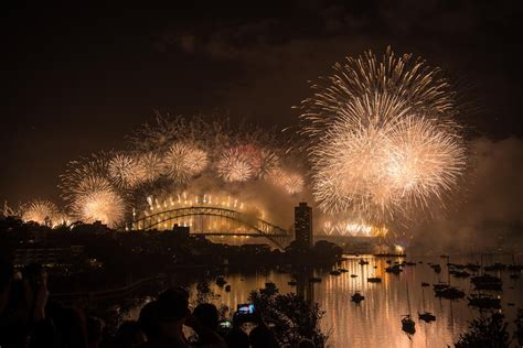 new year 2015 sydney free photo sylvester new year 2015 sydney free image