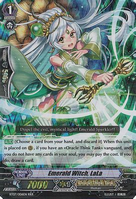 Oracle Tink Tank Deck team all in deck list witches oracle think tank
