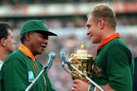alex di caf rugby l ombre du dopage sur le sacre sud africain de 1995