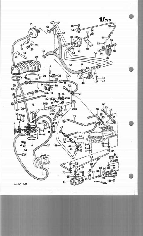key for this 911SC vacuum hose diagram? - Pelican Parts Forums