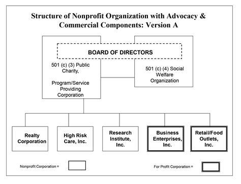 nonprofit structure nonprofit advocacy nonprofit