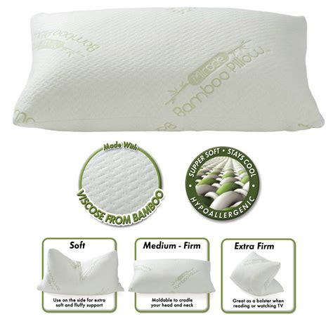 as seen on tv original miracle bamboo pillow
