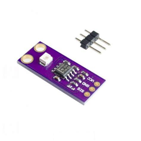 Guva S12sd Uv Sensor Ml8521 Ultraviolet Uv Detection Sensor Module purchase in india guva s12sd analog uv detection sensor module at low price from dna