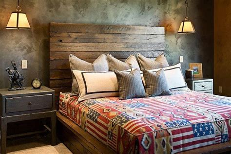 rustic headboard ideas rustic headboard master bedroom pinterest rustic
