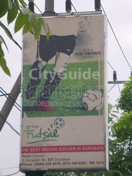 Lu Tembak Untuk Lapangan Futsal lapangan futsal di surabaya timur