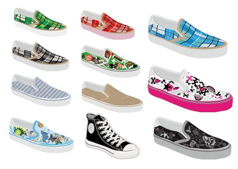 canvas shoes shoes vector free vector psd flash