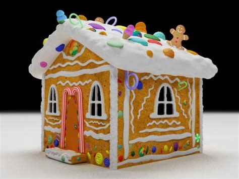 Cute Houses by Lucy Moreno I Love Candy Houses