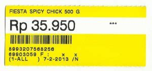 cara membuat barcode di laptop ini cara membuat label harga barcode pada rak toko kios