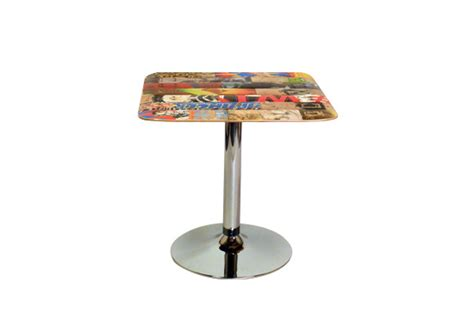 Skateboard Table by The Skatecafe Recycled Skateboard Dining Tables Ticatoca