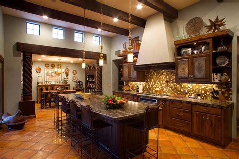 mexican kitchen cabinets rooms