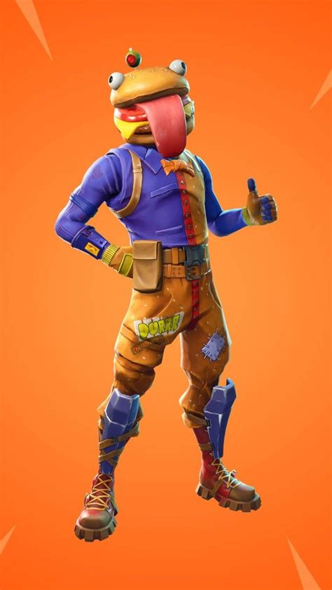 Personnages De Jeux by Beef Coll Skin To Be Honest Fortnite