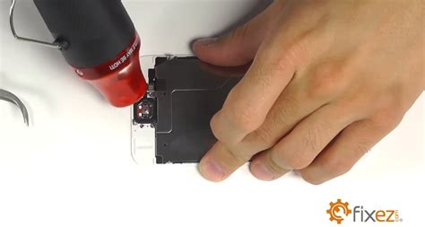 Hair Dryer Fix For Iphone Wifi how to fix a cracked iphone screen
