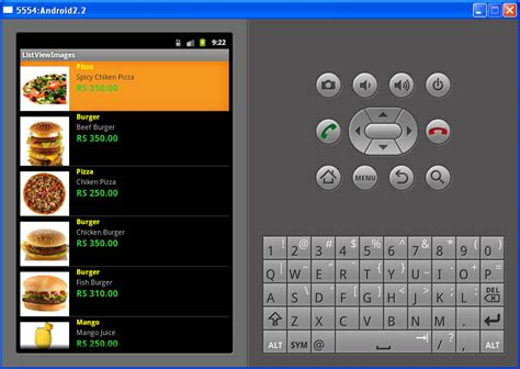 listview android exle android listview exle with image and text java code geeks 2018