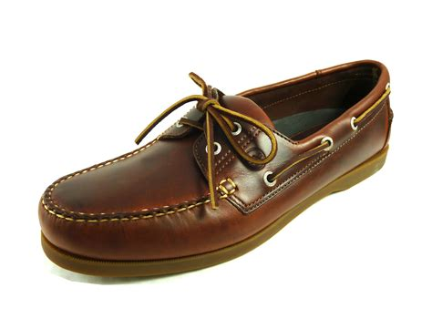 Handmade Leather Shoes Uk - orca bay creek s deck shoe handmade leather shoes