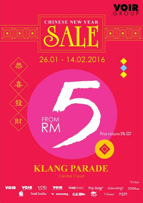padini new year sale 2016 voir new year sale from rm5