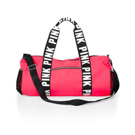 duffle bag pink s secret from vs pink