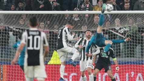 cristiano ronaldo bicycle kick: night juventus stadium