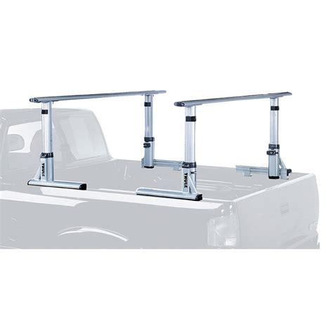 thule bed rack thule xporter bed rail truck rack 2392r save 25