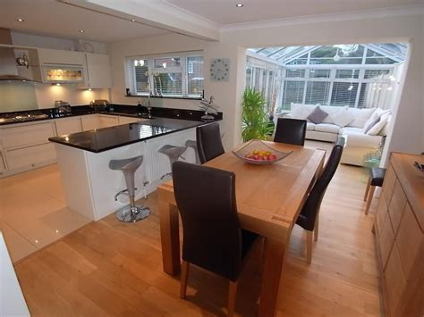 kitchen conservatory ideas image result for open plan kitchen dining conservatory