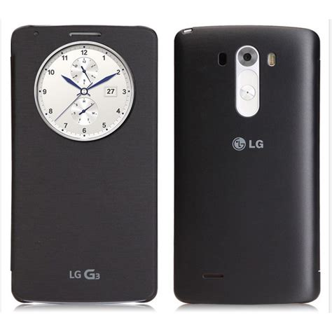 Flip Cover Lg G3 Original new in box original lg g3 circle window convenient
