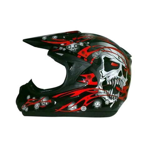 Helm Cross Snail Jual Snail Helmet 309 Helm Motocross Skull Cross