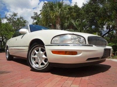 buick park avenue seats purchase used 2000 buick park avenue 60k pearl white