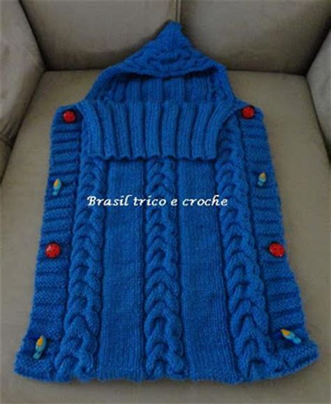 brasil tric 244 croch 234 handmade porta beb 234 saco de tric 244