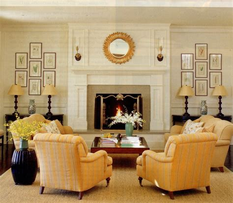 decorating living room with fireplace perfect symmetrical indoor fireplace decorating ideas