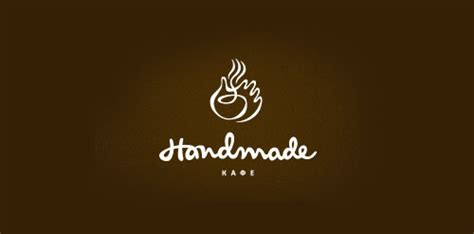 handmade cafe 171 logo faves logo inspiration gallery