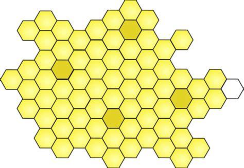 Madu Sarang Honey Comb honey comb clip at clker vector clip