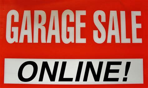 Garage Sale Websites garage interesting garage sale ideas flea markets