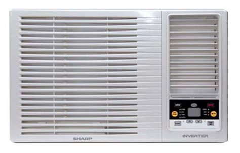 Freon Ac Sharp Inverter sharp 1 hp inverter window type aircon with remote cebu appliance center