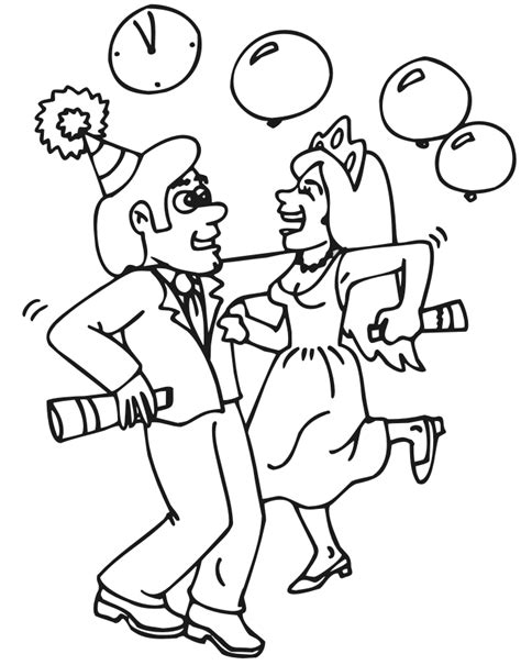 dance coloring pages for kids coloring home