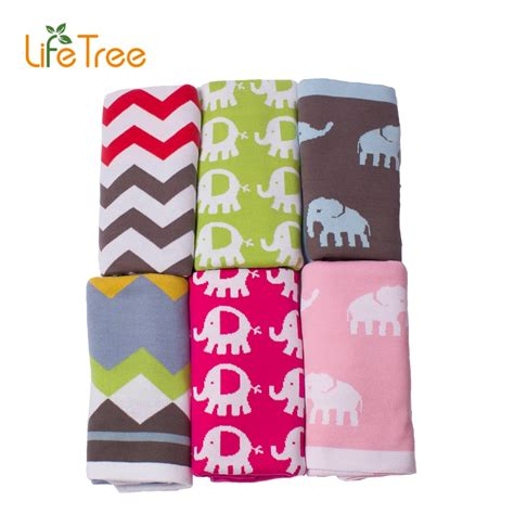 a gift that is soft layer cotton knitted baby blanket newborn gift soft blanket for stroller infant