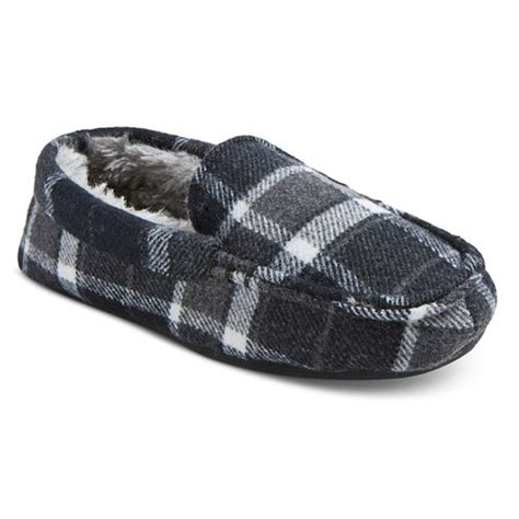 boys slippers target boys moccasin slippers target