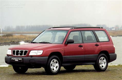 subaru forester 2000 subaru forester specs 2000 2001 2002 autoevolution