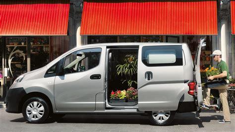 nissan commercial design nissan nv200 van commercial vehicle nissan