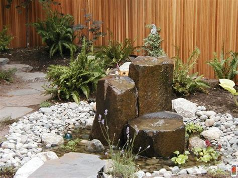 easy backyard water features gardens hgtv
