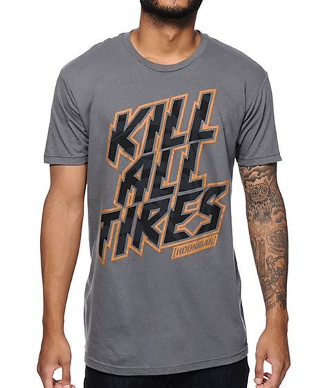 hoonigan kill all tires t shirt