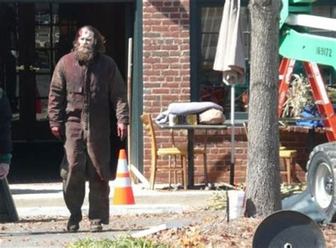 michael myers to be maskless in 'h2' horror film