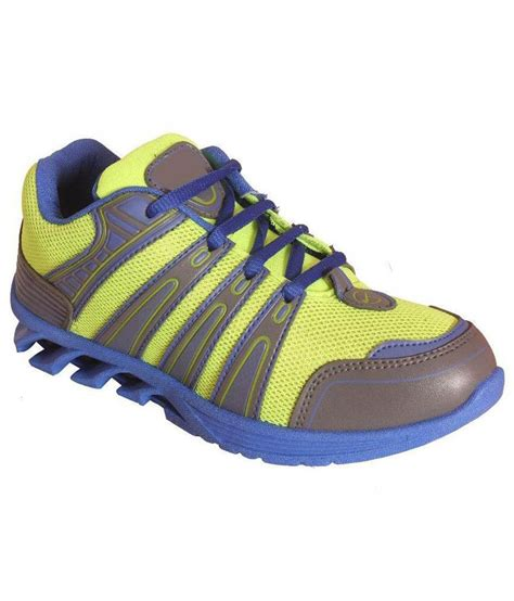 looking running shoes delux look green running shoes price in india buy delux