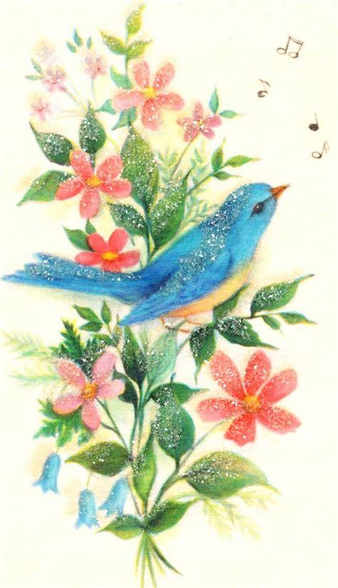 Bluebird Gift Card - bluebird pretty birds butterflies pinterest