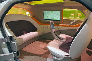 futuristic cars interior autonomous cars in the age of experience